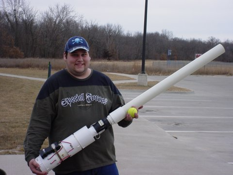 Advancedspuds Tennis Ball Barrel Spud Guns Your Source For